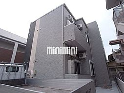 Prest箱崎[2階]の外観