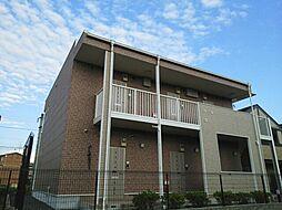フレッシュリーII[2階]の外観