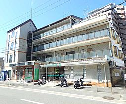 大阪府枚方市長尾宮前1丁目の賃貸マンションの外観
