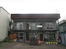 北海道札幌市東区北三十七条東9丁目の賃貸アパートの外観