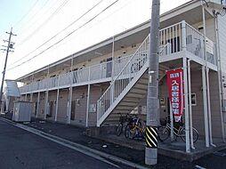 長野県松本市征矢野1丁目の賃貸アパートの外観