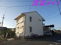 K・G・A[2階]の外観