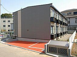 パピヨンA[1階]の外観