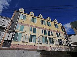 ユナイト白楽ムーンレイクの杜[1階]の外観