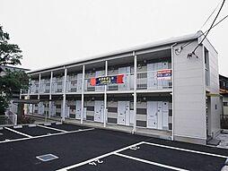 千葉県八千代市上高野の賃貸アパートの外観