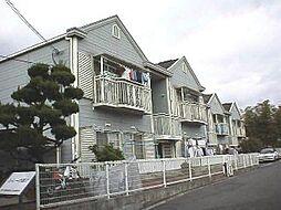大阪府豊中市豊南町東3丁目の賃貸アパートの外観