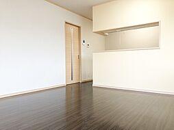 千葉市緑区誉田町1丁目中古戸建 3SLDKの居間