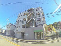 兵庫県川西市矢問2丁目の賃貸マンションの外観