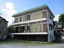 明崎コーポ[2階]の外観