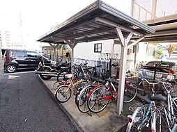 岐阜県可児市土田の賃貸マンションの外観