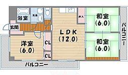 西宮北口駅 6.8万円
