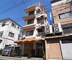 京都府京都市南区吉祥院西定成町の賃貸マンションの外観