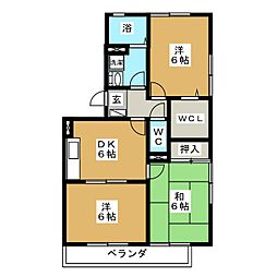 北国分駅 7.7万円