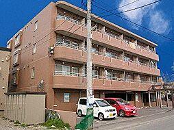 メープル東札幌[4階]の外観