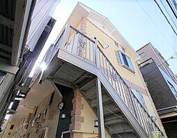 ユナイト 鶴見カテドラルの杜[2階]の外観