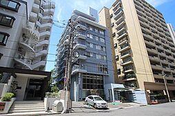 広島県広島市南区大須賀町の賃貸マンションの外観