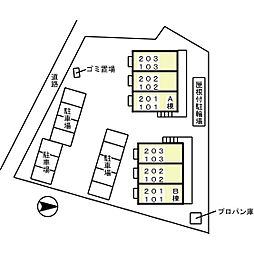 FELICE・青葉の杜 AB[A101号室]の外観