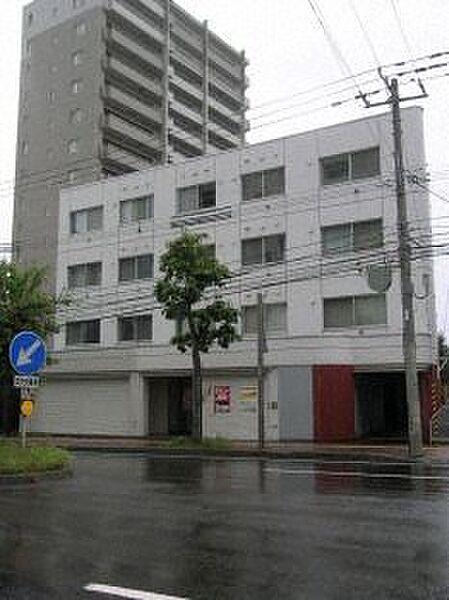 北海道札幌市豊平区平岸三条4丁目の賃貸マンション