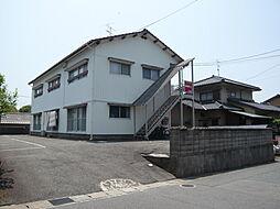 林田コーポ[103号室]の外観