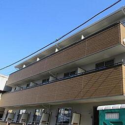 C&D apartment[3階]の外観