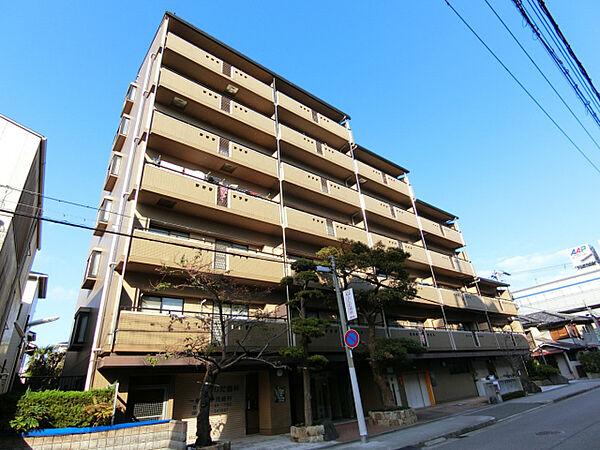 兵庫県西宮市甲子園七番町の賃貸マンションの画像