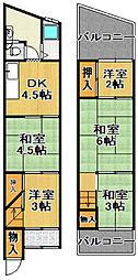 大正駅 6.5万円