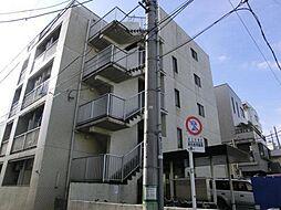 東京都世田谷区東玉川1丁目の賃貸マンションの外観