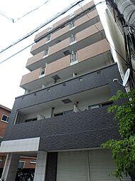 パラッツオ四天王寺[6階]の外観