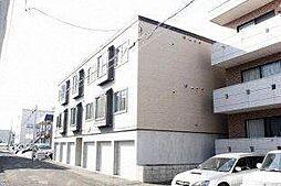 ヴィオレッテII[2階]の外観