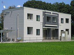 愛知県一宮市丹陽町外崎字江東の賃貸アパートの外観