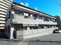 パークサイドヒロ[2階]の外観