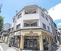 京都府京都市北区紫野西野町の賃貸マンションの外観