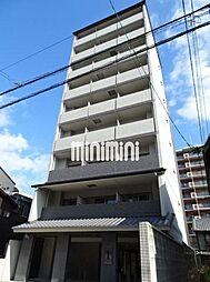 アドバンス京都四条堀川ノーブル[1階]の外観
