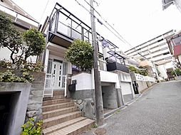 [一戸建] 兵庫県神戸市垂水区清水が丘3丁目 の賃貸【/】の外観