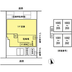 (仮)高島平プロジェクト[305号室]の外観