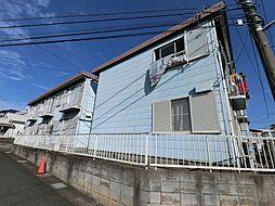 千葉県千葉市若葉区桜木6丁目の賃貸アパートの外観