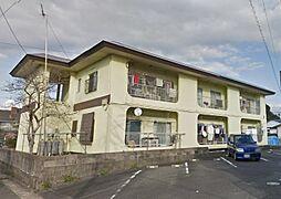 福岡県宗像市日の里2丁目の賃貸アパートの外観