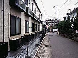 レオパレスウッドさちが丘[1階]の外観