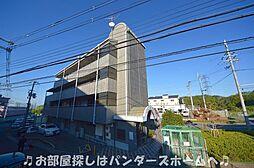 大阪府枚方市長尾荒阪2丁目の賃貸マンションの外観