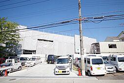 大阪府枚方市津田南町1丁目の賃貸マンションの外観