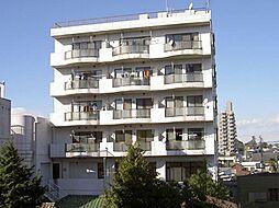 埼玉県東松山市本町2丁目の賃貸マンションの外観