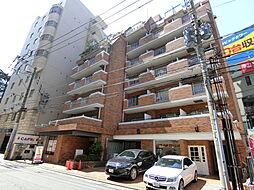 レジデンス松寿[7階]の外観