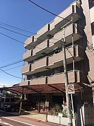 ハイムブリューテ[4階]の外観
