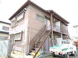 鎌田荘[2階]の外観