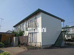 コーポ安田 A[2階]の外観