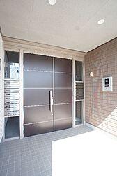 メルシーウィステリア[1階]の外観