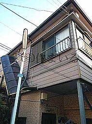 安藤荘[2階]の外観