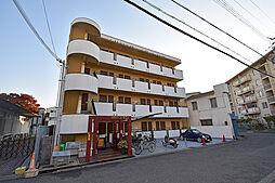 サンコーポウエノ[4階]の外観