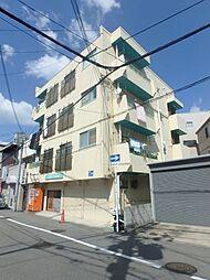 YNマンション[4階]の外観