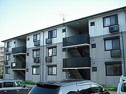 茨城県龍ケ崎市久保台2丁目の賃貸アパートの外観